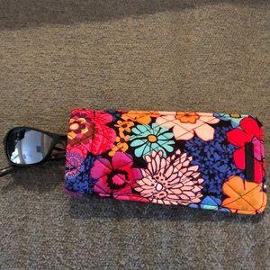 Eyeglass case by Vera Bradley